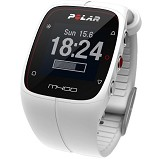 POLAR Sports Watch with GPS [M400] - White - Gps & Running Watches